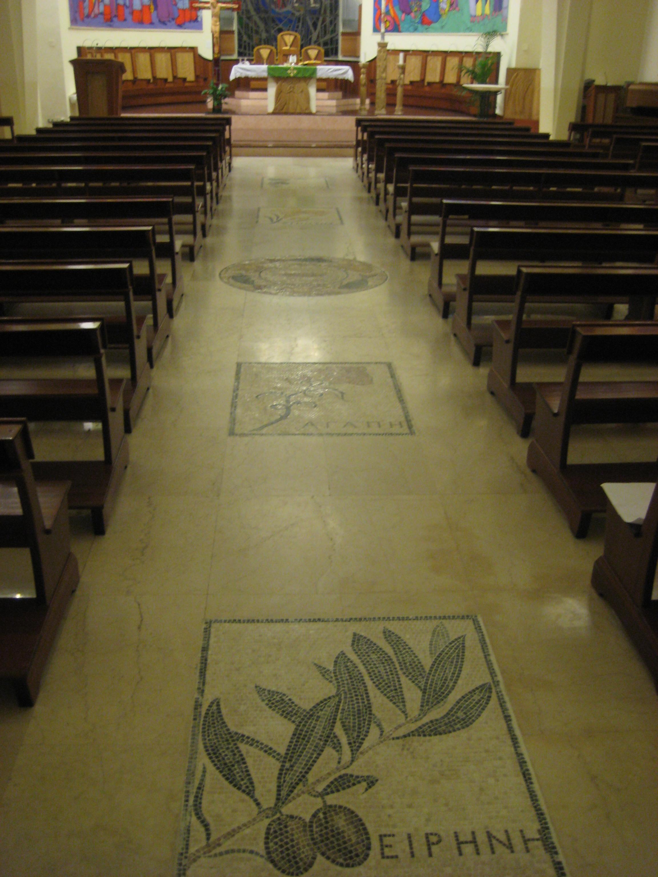 danjel kosma opere in gesso ForArredo Sacro Cruciverba